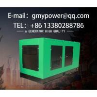 Quality Frequent Use of Land Use Container Silent Generator Set for sale