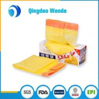 Recycled HDPE / LDPE with D2W Plastic Biodegradable Drawstring Garbage Bag