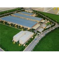 1:100 Scale Model Of Industry Building,miniature Model Makers
