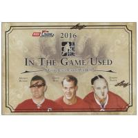 Quality 2015-16 Leaf In The Game Used (2016) Hockey Hobby Box for sale