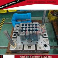 Wholesale 12 24 Bottles Beer Crate Injection Mould from china suppliers