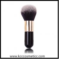 Quality Super big top blush brush with anti bacterial nylon hair for sale