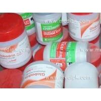Quality Globodrin Ephedrine HCL B.P 30mg by Lahore Pakistan 1000 Tablets / Tub for sale