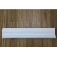 Quality PU Foam Plain Cornice Molding Decorative Crown Molding for sale