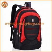 Waterproof laptop backpack for long distance travelling