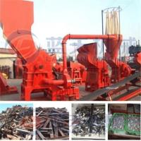 Quality Waste iron scrap crusher for sale
