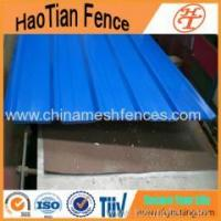 Wholesale Standard Temporary Steel Hoarding from china suppliers