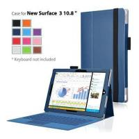 Surface pro 3 Leather cover stand case