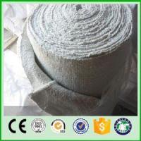 Wholesale High Temperature Fireproof Corrosion Resistant Ceramic Fiber Cloth from china suppliers