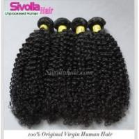 Quality 1Pcs/Lot Top Quality Soft and Pure Brazilian Loose Wave Hair Bundles SVH023 for sale