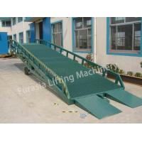 Quality Mobile Loading Ramp 6tons -15tons Mobile loading ramp for sale
