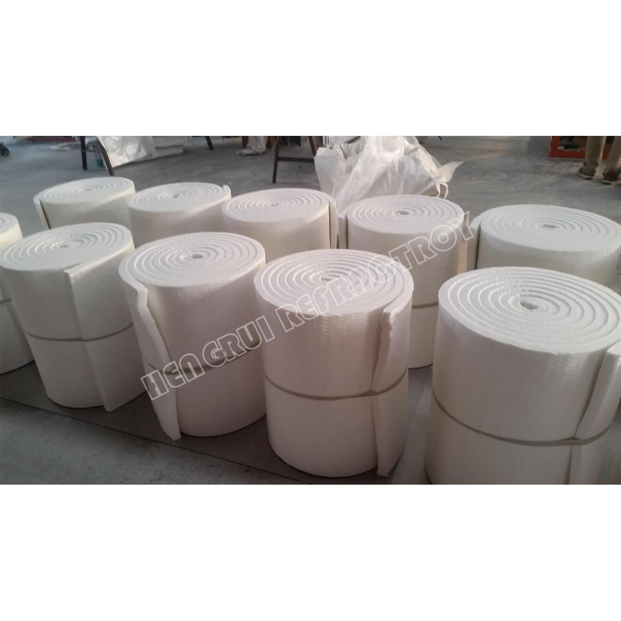 Wholesale Refractory ceramic fiber blanket from china suppliers