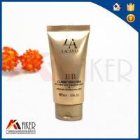Quality 30ml High Quality Personal Care Cosmetic LDPE Tube For BB Cream With Flip Cap for sale