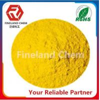 Quality Pigment Yellow 183 with good heat resistance reddish color shade for plastic CAS NO:65212-77-3 for sale