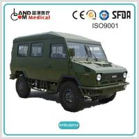 TypeⅡ4 4 / 4WD Off Road Right Hand Drive / RHD Iveco Diesel Ambulance