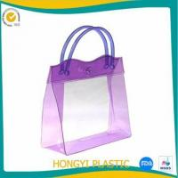 Quality High clear plastic bag packing bag for sale