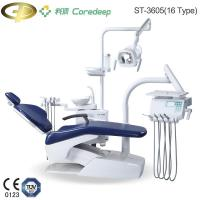 Quality ST-3605(16 type) Medical Equipment Dental Chair for sale