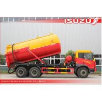 Quality 18,000Liter Congo Heavy duty Vacuum Loader Vehicle Isuzu for sale
