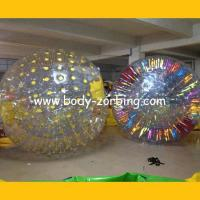 Quality Shining Zorb Ball ZORB3055 Glow Human Hamster Ball for sale