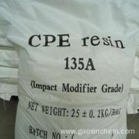 Wholesale Chemical industry grade chlorinated polyethylene chemical cpe 135 for sale from china suppliers