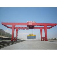 Quality Rail Mounted Container Gantry Crane for sale