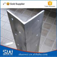 Wholesale Galvanized angles with holes from china suppliers