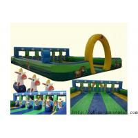 sports game inflatable horse racing
