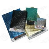 Quality Small / Large Colorful Metallic Bubble Mailer Protective Mailing Bags for sale