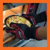 Quality Oven Gloves Heat Resistant and Certified to 932F Great as Smoking Gloves for sale