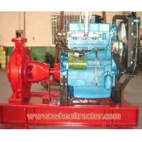 Quality Tractor Catalogue Diesel Engine Fire Pump Set for sale