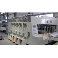 Quality Corrugated Carton/Box Printing Slotting Die Cutting Machine with Lead Edge Feeder-YKW1270 2800 for sale