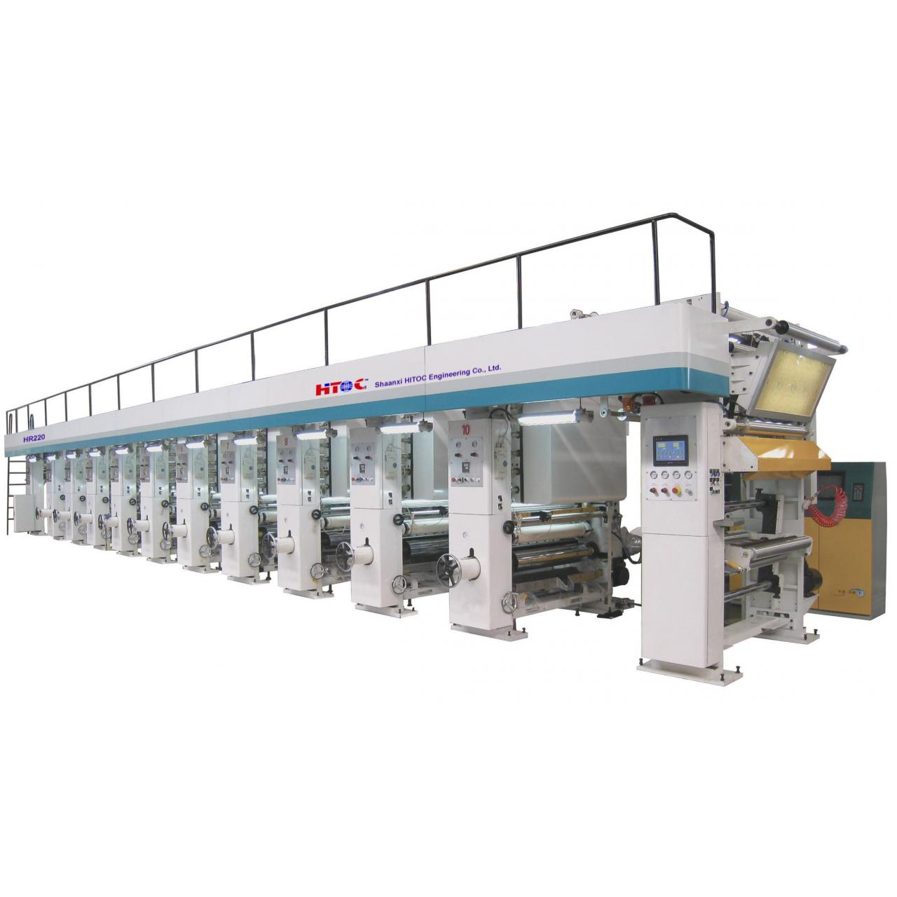 Quality HR220 Rotogravure Press for sale