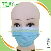 Industrial protection Face mask With Ties