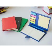 with cover series  Buckle notepad and sticky note