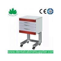 Quality Mobile Dental Cabinet SSU-02 Stainless Steel Medical Cart for sale