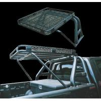 Quality TOYOTA SERIES Steel Powder Coated Roof Rack With Steel Roll Bar for sale