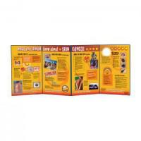 Quality What You Should Know About Skin Cancer Folding Display for sale