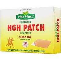 opathic HGH Patch Ultra Potent 9.990ng