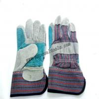 CUTTING TOOLS LEATHER GLOVES