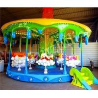 Quality New design carousel horse rides angel carouse with high quality for sale