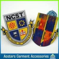Personalized School Badges Sew on Clothing