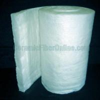 Bio Soluble Ceramic Fiber Blanket Size: 8 lbs/cu.ft 1 x 24 x 300