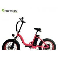 48v 13 ah lithium battery 20 inch foldable fat tire electric bike