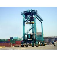 Quality Gantry crane Tyred Container Crane for sale