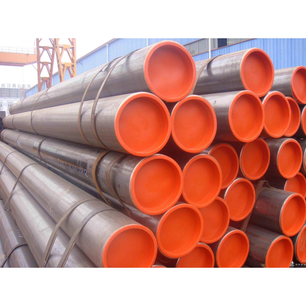 Quality Seamless steel pipe Fluid Seamlee Steel Pipe for sale