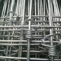 Corrosion Resistant cattle fencing/hinge joint fence