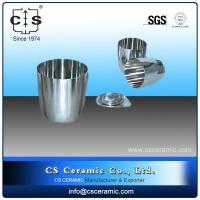 Quality Platinum crucible capacity 250 mL standard for sale