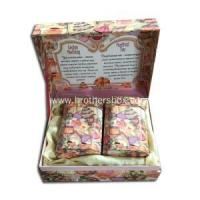 Quality Cardboard Storage Tea Box with Cylinder for sale