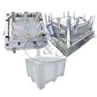 Quality Plastic crate injection mould for sale