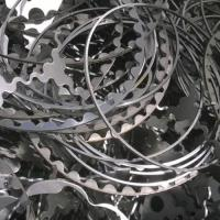 Quality Turning Titanium Alloy Scrap Chips for sale